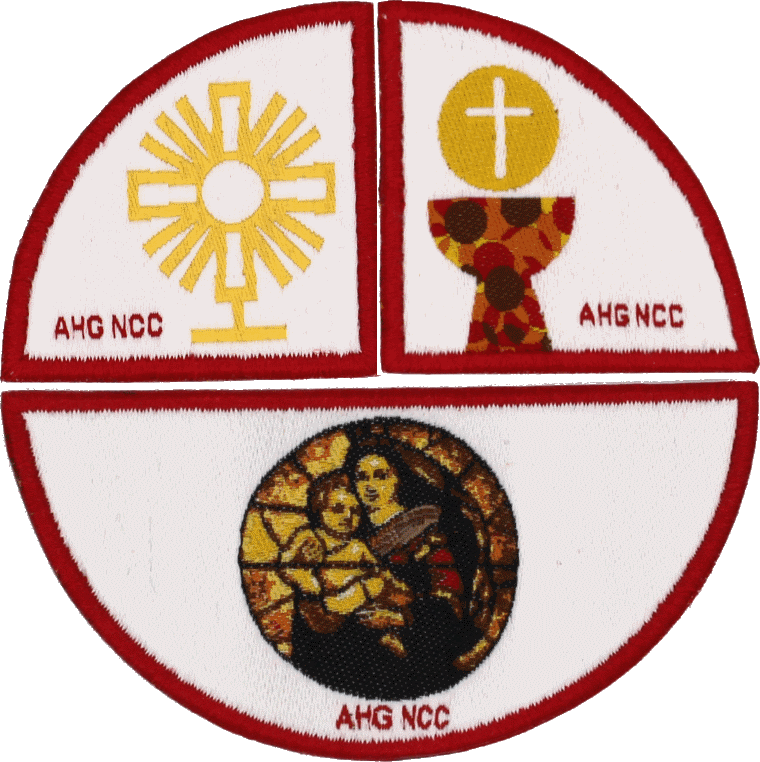 God and My Country patches