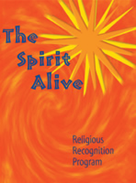 The Spirit Alive book